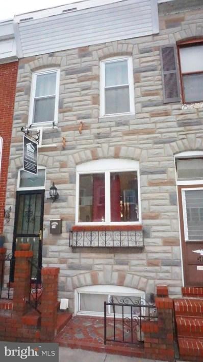 3411 Mount Pleasant Avenue, Baltimore, MD 21224 - MLS#: MDBA436648