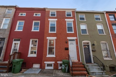 909 W Lombard Street, Baltimore, MD 21223 - MLS#: MDBA436662