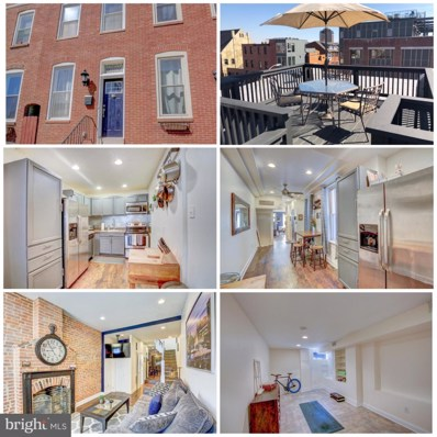 3016 Dillon Street, Baltimore, MD 21224 - #: MDBA436688