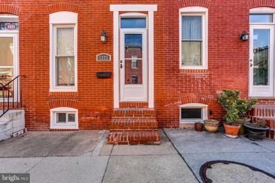 1223 Patapsco Street, Baltimore, MD 21230 - #: MDBA436702