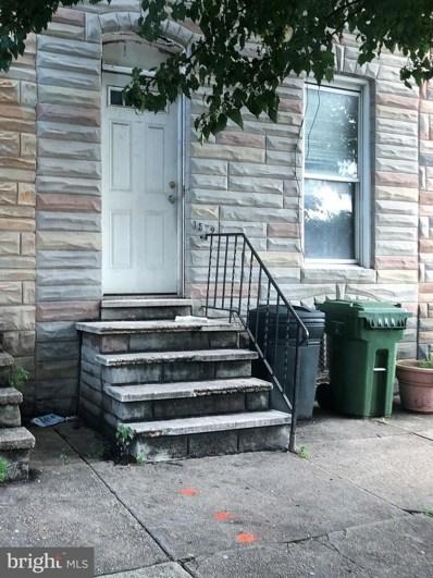 1522 McHenry Street, Baltimore, MD 21223 - #: MDBA436740