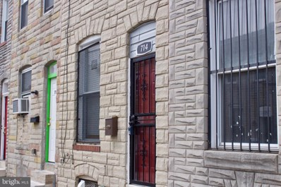 714 N Port Street, Baltimore, MD 21205 - #: MDBA436778