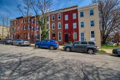 125 Parkin Street, Baltimore, MD 21201 - #: MDBA436788