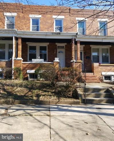 3206 Chesterfield Avenue, Baltimore, MD 21213 - #: MDBA436790