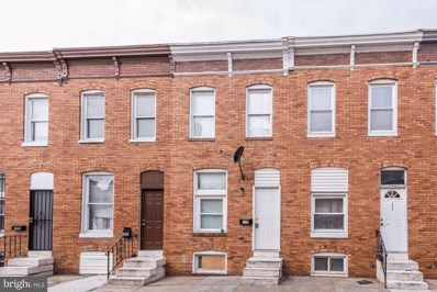 806 N Curley Street, Baltimore, MD 21205 - #: MDBA436804