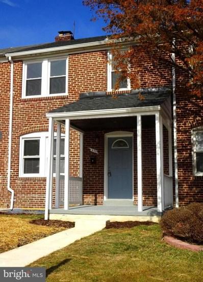 1430 Winston Avenue, Baltimore, MD 21239 - #: MDBA436812