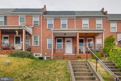 6815 Gough Street, Baltimore, MD 21224 - #: MDBA436836