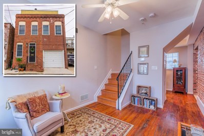 1115 Durst Street, Baltimore, MD 21230 - #: MDBA436854