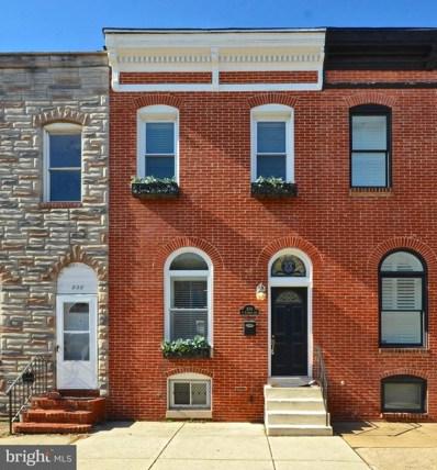 818 S Ellwood Avenue, Baltimore, MD 21224 - #: MDBA436856
