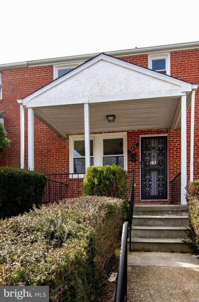 5412 Fairlawn Avenue, Baltimore, MD 21215 - #: MDBA436872