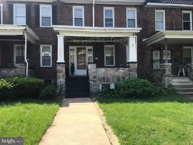3823 Norfolk Avenue, Baltimore, MD 21216 - #: MDBA436902