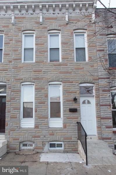 2126 E Fayette Street, Baltimore, MD 21231 - #: MDBA436908