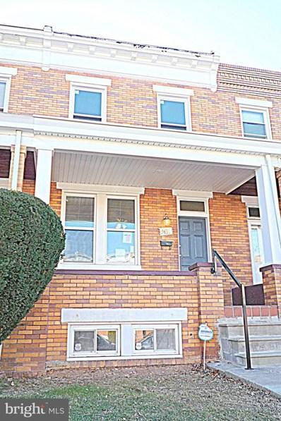 3431 Dudley Avenue, Baltimore, MD 21213 - #: MDBA437008