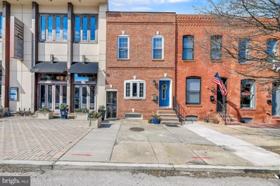 936 S Conkling Street, Baltimore, MD 21224 - #: MDBA437024