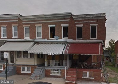 1629 N Payson Street, Baltimore, MD 21217 - #: MDBA437030