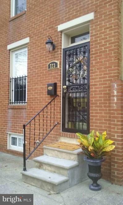 723 Carroll Street, Baltimore, MD 21230 - #: MDBA437070