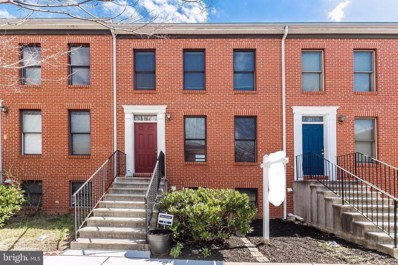 215 Presstman Street, Baltimore, MD 21217 - #: MDBA437132