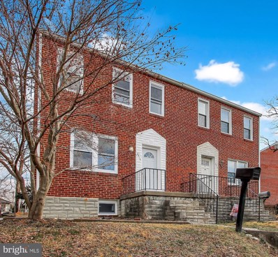 3516 Rosekemp Avenue, Baltimore, MD 21214 - #: MDBA437184