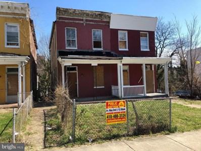 1917 N Dukeland Street, Baltimore, MD 21216 - #: MDBA437196