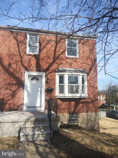 801 Wedgewood Road, Baltimore, MD 21229 - #: MDBA437202
