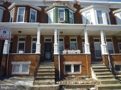 1606 Ruxton Avenue, Baltimore, MD 21216 - MLS#: MDBA437226