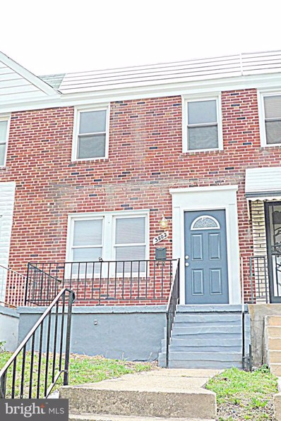 3802 Lyndale Avenue, Baltimore, MD 21213 - #: MDBA437240