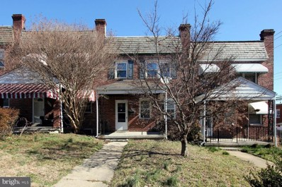 4110 Granite Avenue, Baltimore, MD 21206 - #: MDBA437254