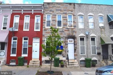 1921 Division Street, Baltimore, MD 21217 - #: MDBA437268