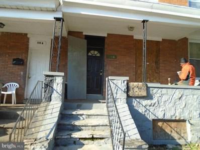 1106 N Kenwood Avenue, Baltimore, MD 21213 - #: MDBA437286