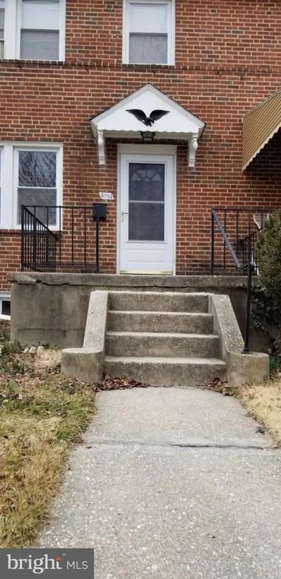 4704 Dartford Avenue, Baltimore, MD 21229 - #: MDBA437338