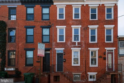 307 E West Street, Baltimore, MD 21230 - #: MDBA437362