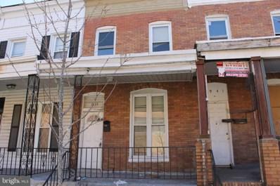 1939 Clifton Avenue, Baltimore, MD 21217 - #: MDBA437492