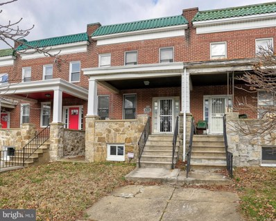2402 Calverton Heights Avenue, Baltimore, MD 21216 - #: MDBA437500