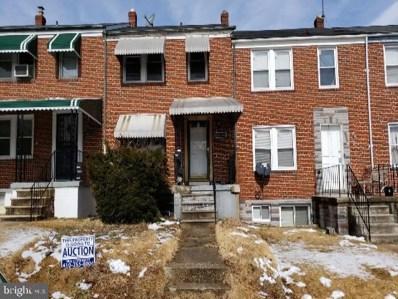 3604 Bonview Avenue, Baltimore, MD 21213 - #: MDBA437514