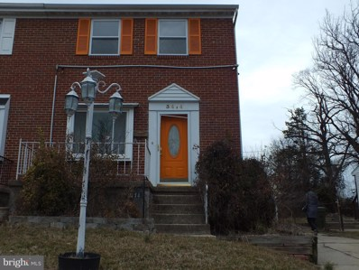 3414 Woodring Avenue, Baltimore, MD 21234 - #: MDBA437552