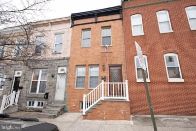 39 S Highland Avenue, Baltimore, MD 21224 - #: MDBA437566