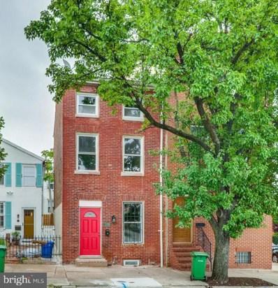 139 S Poppleton Street, Baltimore, MD 21201 - MLS#: MDBA437614