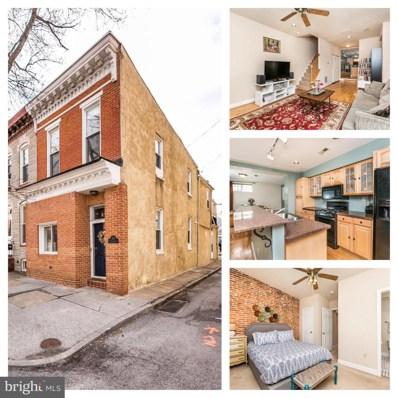 213 E Fort Avenue, Baltimore, MD 21230 - #: MDBA437690