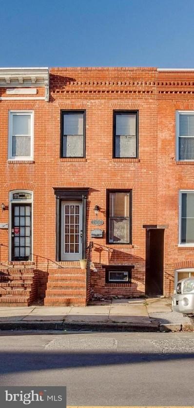 2408 Fait Avenue, Baltimore, MD 21224 - #: MDBA437704