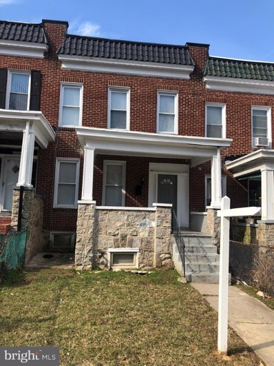 3106 Oakfield Avenue, Baltimore, MD 21216 - #: MDBA437728