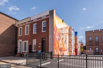 319 S Highland Avenue, Baltimore, MD 21224 - #: MDBA437730