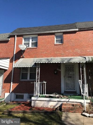 1507 N Potomac Street, Baltimore, MD 21213 - #: MDBA437740