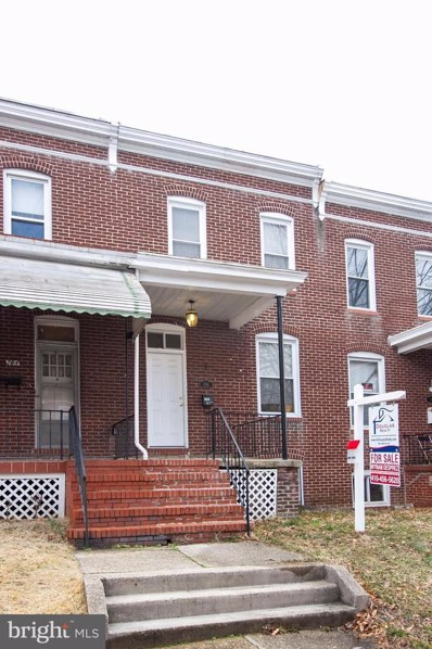 706 Melville Avenue, Baltimore, MD 21218 - #: MDBA437764