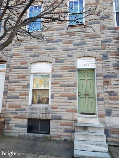 3409 E Fairmount Avenue, Baltimore, MD 21224 - #: MDBA437814
