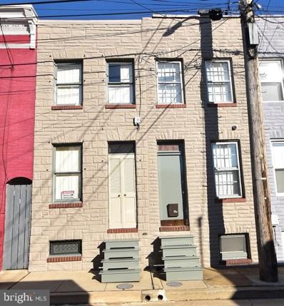 423 S Durham Street, Baltimore, MD 21231 - #: MDBA437838