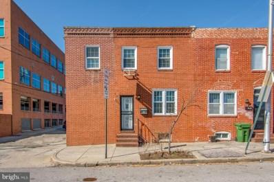 502 S Eaton Street, Baltimore, MD 21224 - #: MDBA437910