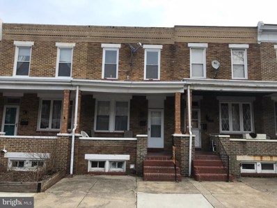 3132 Kenyon Avenue, Baltimore, MD 21213 - #: MDBA437918
