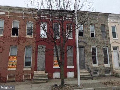2332 Druid Hill Avenue, Baltimore, MD 21217 - #: MDBA437952