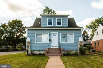 4101 Elderon Avenue, Baltimore, MD 21215 - #: MDBA437994