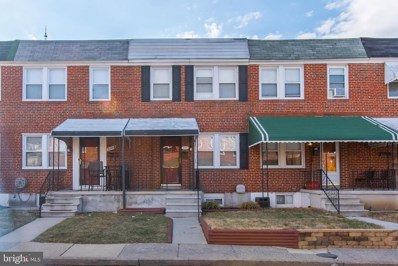 4306 Newport Avenue, Baltimore, MD 21211 - #: MDBA438024